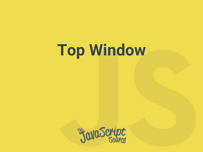 Top Window